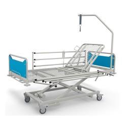 Łóżko szpitalne sterowane elektrycznie EM-01.3