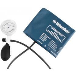 Ciśnieniomierz zegarowy Riester E-mega biały