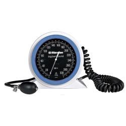 Biurkowy ciśnieniomierz zegarowy Riester Big Ben z okrągłą tarczą