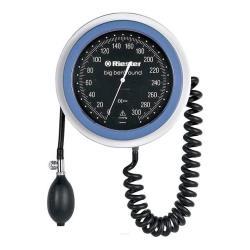 Ścienny ciśnieniomierz zegarowy Riester Big Ben z okrągłą tarczą