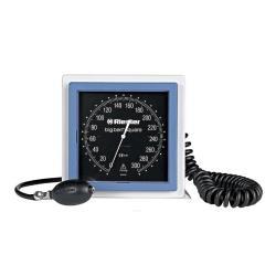 Ścienny ciśnieniomierz zegarowy Riester Big Ben z kwadratową tarczą