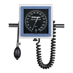 Anestezjologiczny ciśnieniomierz zegarowy Riester Big Ben z kwadratową tarczą