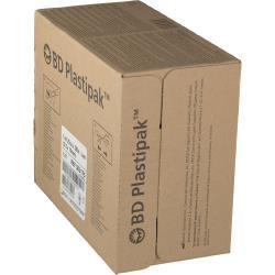 Strzykawki tuberkulinowe BD PLASTIPAK 1ml z igłą 0,5x16 nakładaną (120 szt.)
