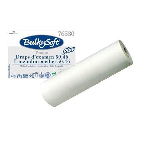Podkład medyczny w roli 50 cm x 46 m Bulkysoft