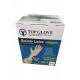 TOP GLOVE Rękawice chirurgiczne lateksowe PF rozm. 7,5, 1 para