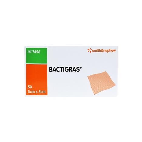 BACTIGRAS opatrunek parafinowy, jałowy 15 x 20cm, 1op.