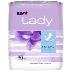 Wkładki urologiczne dla kobiet Seni Lady Normal - 30 szt.