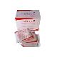 Kompresy z gazy jałowe 5 x 5 cm KOMPRI lux 17N 8W (pak. 1 szt.) box 50 szt.