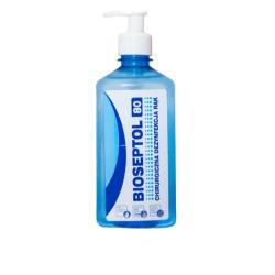 Bioseptol 80  Płyn do dezynfekcji rąk BEZ ATOMIZERA - 500ml