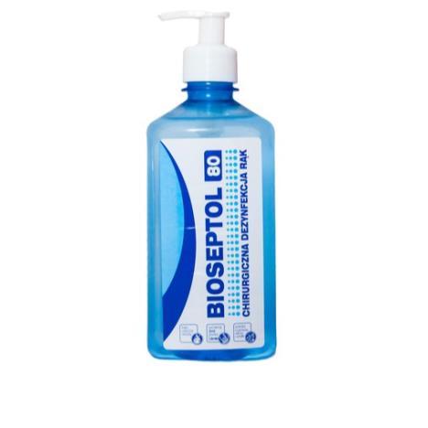 Bioseptol 80  Płyn do dezynfekcji rąk - 1000ml