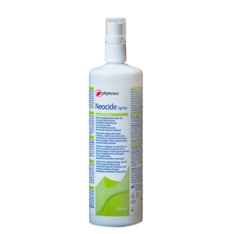 Neocide Spray Roztwór octenidyny na skórę i błony śluzowe 250 ml