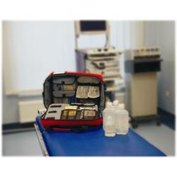Wyposażenie zestawu przeciwwstrząsowego