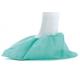 Ochraniacze na buty włókninowe PP, zielone, op. 50 szt
