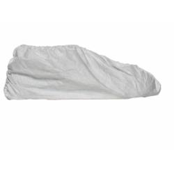 Ochraniacze na obuwie, włóknina, kolor biały - 100 szt.