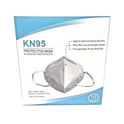 Maska ochronna wielokrotnego użycia KN95 FFP2, op. 10 szt