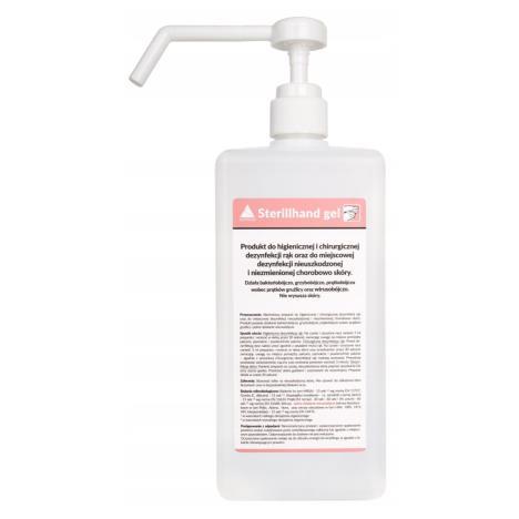 Sterillhand Gel  Antybakteryjny żel do rąk - 500 ml