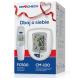 Ciśnieniomierz CM-100 + Termometr na podczerwień Diagnostic FC 500 Dr Check