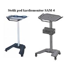 Wózek do kardiomonitorów
