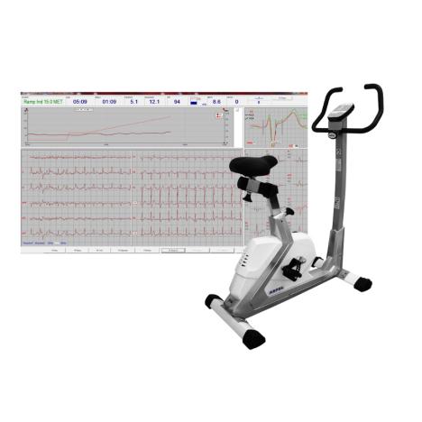 System do badań wysiłkowych ASPEL CARDIOTEST-601 CRG v.501ALFA