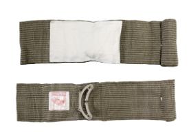 Opatrunek osobisty typu izraelski, op. 1 szt (10 cm x 4 m)