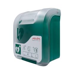 Szafka na AED z alarmem AIVIA IN