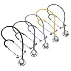 Stetoskop Duplex -  głowica chromowano-platerowana