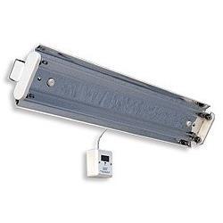 Lampa bakteriobójcza bezpośredniego działania 60W, licznik z wyświet. LED, naścienna, 1 prom.
