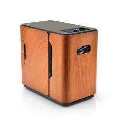 Domowy koncentrator tlenu YU-500 - drewniany