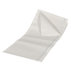 Prześcieradło Abri Bed Basic Plus, 80x210cm, 100 szt.