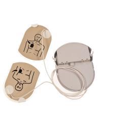 Elektrody samoprzylepne ze zintegrowaną baterią Samaritan Pad-PAK-03