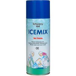 Icemix sztuczny lód aerozol - bez freonu - 400ml