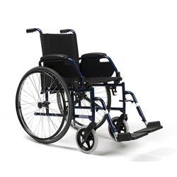 Wózek inwalidzki - JAZZ S50 -  ultralekki
