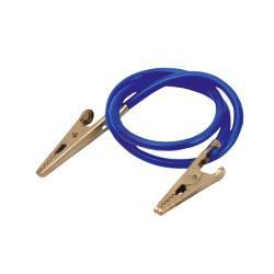 Łańcuszek do serwet plastikowy, niebieski