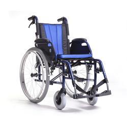 Wózek inwalidzki - JAZZSB69 - standardowo wyposażony