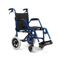 Wózek inwalidzki - BOBBY - kompaktowy, podróżny