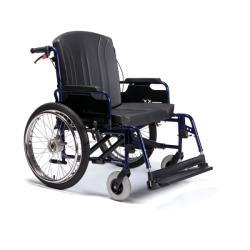 Wózek inwalidzki - ECLIPS XXL - z aluminium dla osób bardzo ciężkich (do 200kg)