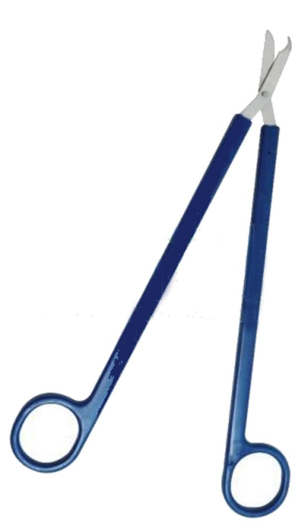 Nożyczki jednorazowe długie, ostre/tępe, sterylne.