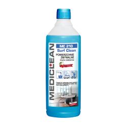Preparat do mycia powierzchni wodoodpornych -1L (czerwone owoce)