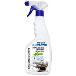 Pianka do mycia powierzchni wodoodpornych - 0,5L