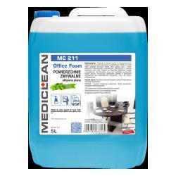 Pianka do mycia powierzchni wodoodpornych - 5L