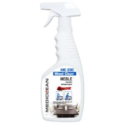 Mleczko do czyszczenia i pielęgnacji mebli - 0,5L