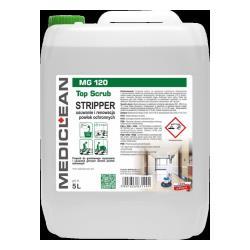Preparat czyszczący, odtłuszczający oraz usuwający powłoki polimerowe - 5L