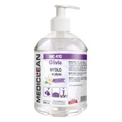 Mydło w płynie  łagodne dla skóry OLIVIA  - 0,5L
