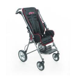 Wózek rehabilitacyjny spacerowy - przednie koła z blokadą - Swifty