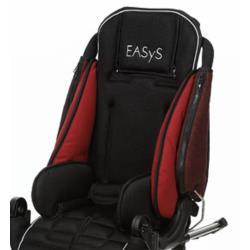 Boczne wyścielenie siedziska wózka EASyS1