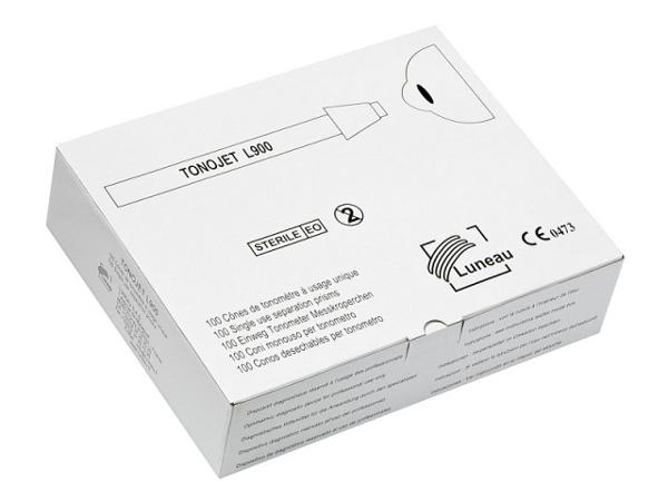 Pryzmat jednorazowy do tonometru aplanacyjnego TONOJET L900