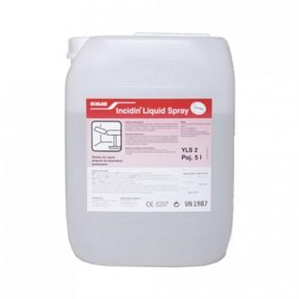 Preparat do dezynfekcji Incidin Liquid Spray - 5L
