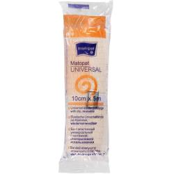 MATOPAT UNIVERSAL bandaż elastyczny uniwersalny z zapinką 10cm x 5m