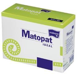 MATOPAT IDEAL bandaż elastyczny uniwersalny z zapinką 10cm x 5m, 12 szt.