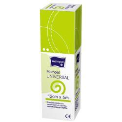 MATOPAT UNIVERSAL bandaż elastyczny uniwersalny z zapinką 12cm x 5m